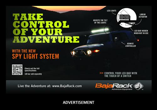 Baja Rack