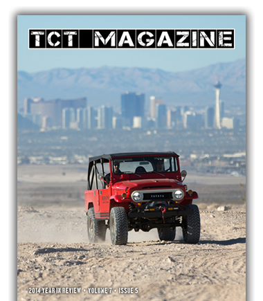 Toyota Magazine SEMA 2014 Coverage - Holiday Gear Guide - Expeditions 7