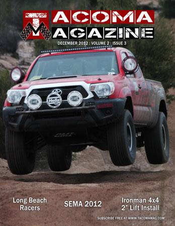 Toyota Tacoma magazine