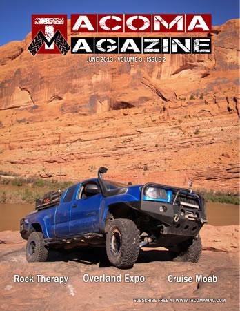 June 2013 Tacoma Magazine - Toyota Tacoma Trucks